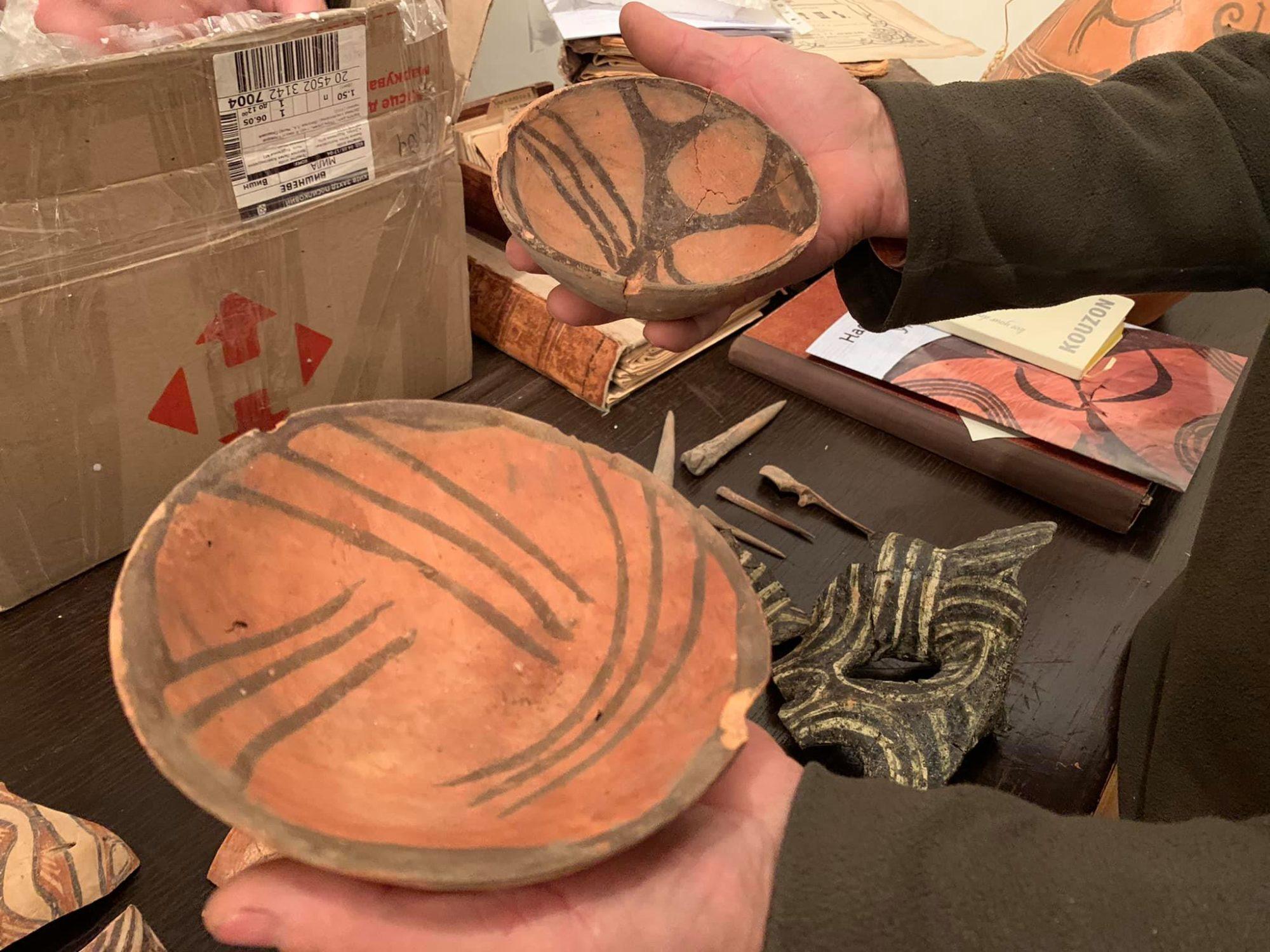 Обухівщина: колекція музею трипільської культури поповнилася цінними  артефактами - музей, експонати, виставка - 128034215 3496166977135062 4240646664331504164 o 2000x1500