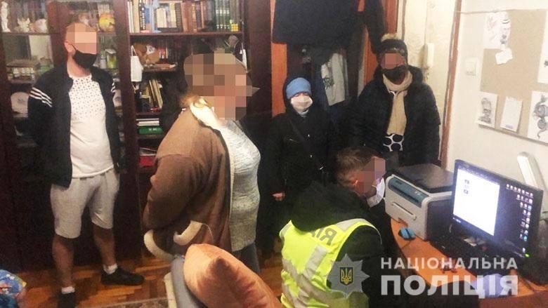 У Києві затримали організаторів секс-бізнесу - сутенер, проституція, Поліція - 128491149 3512447175477695 3434915458434773290 n