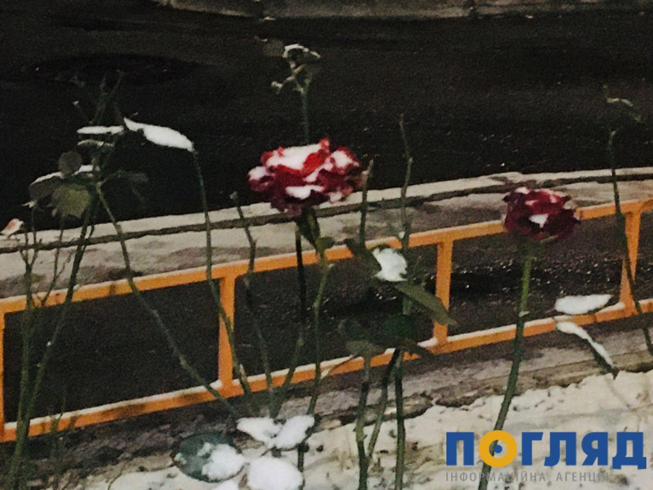 Засніжило: на Київщині випав перший сніг (ФОТО) - сніг, погода, перший сніг - 17 sneg bucha8