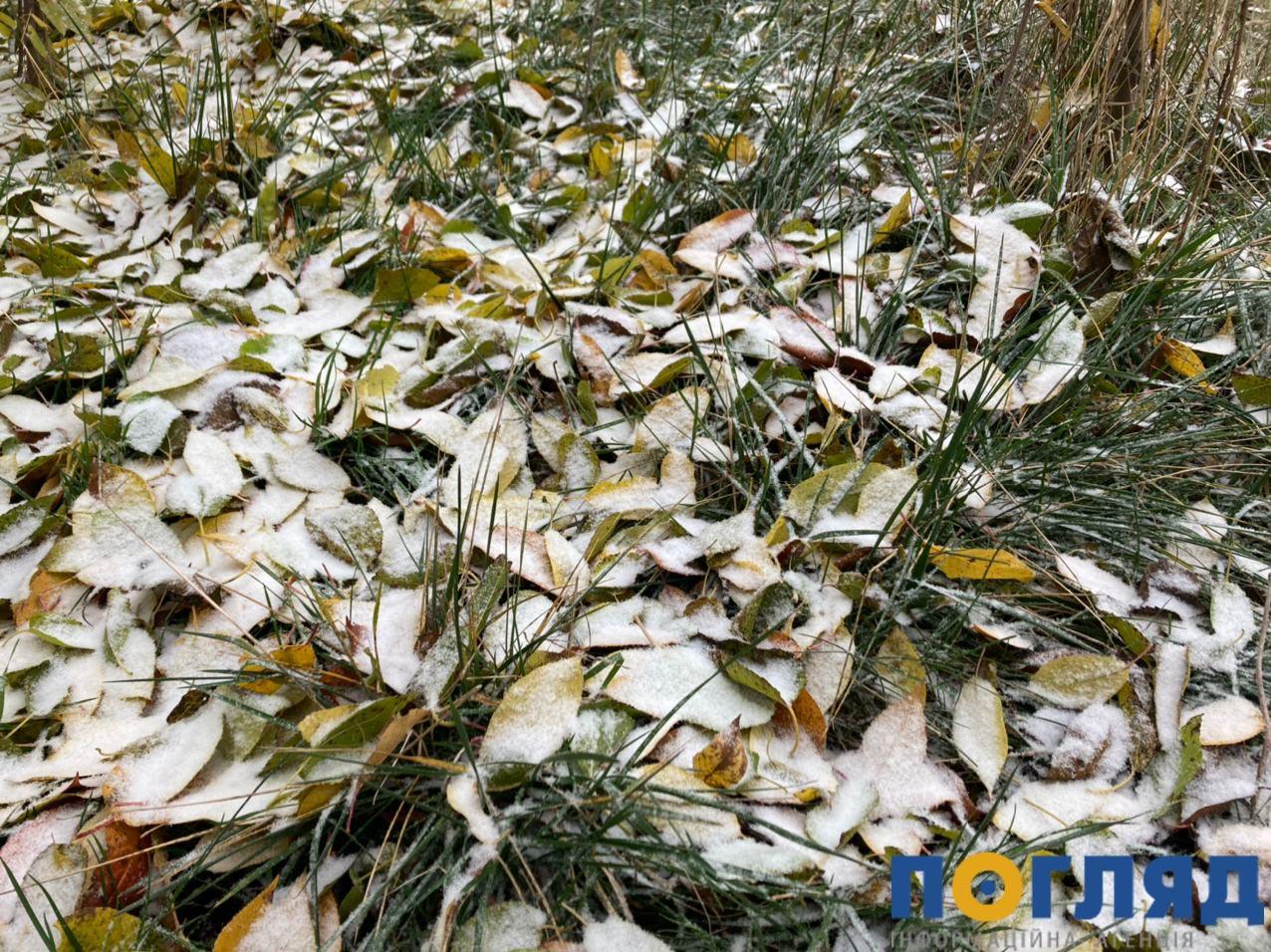 Погода 18 листопада на Київщині: вночі мокрий сніг, вдень без опадів - прогноз погоди, погода - 18 pogoda2