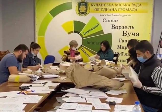 Офіційні результати виборів у Бучі - місцеві вибори 2020, вибори - 20201106 112251