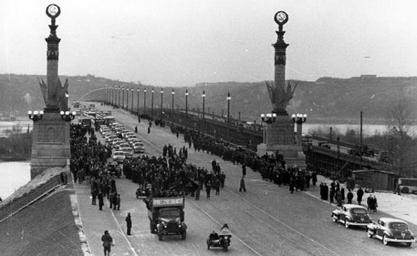 Мосту Патона 67 років: історія споруди -  - 327b319 2