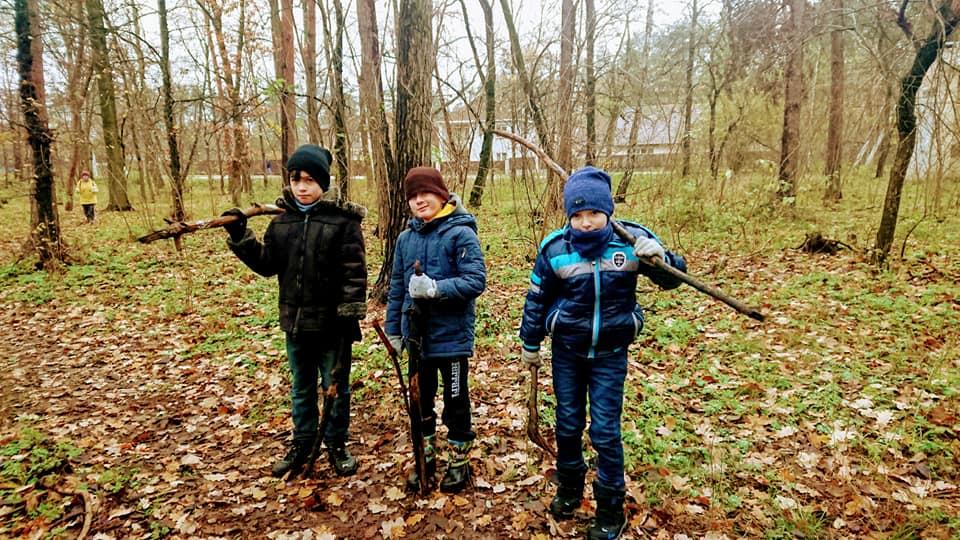 1088 дерев: в Ірпені парк Героїв АТО продовжують захищати від забудови - парк ато, ірпінь, забудова, Дерева - 4 2