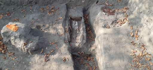 У Борисполі археологи знайшли вперше в Україні косторізну майстерню - розкопки, археологічні розкопки - 9843jpg.0
