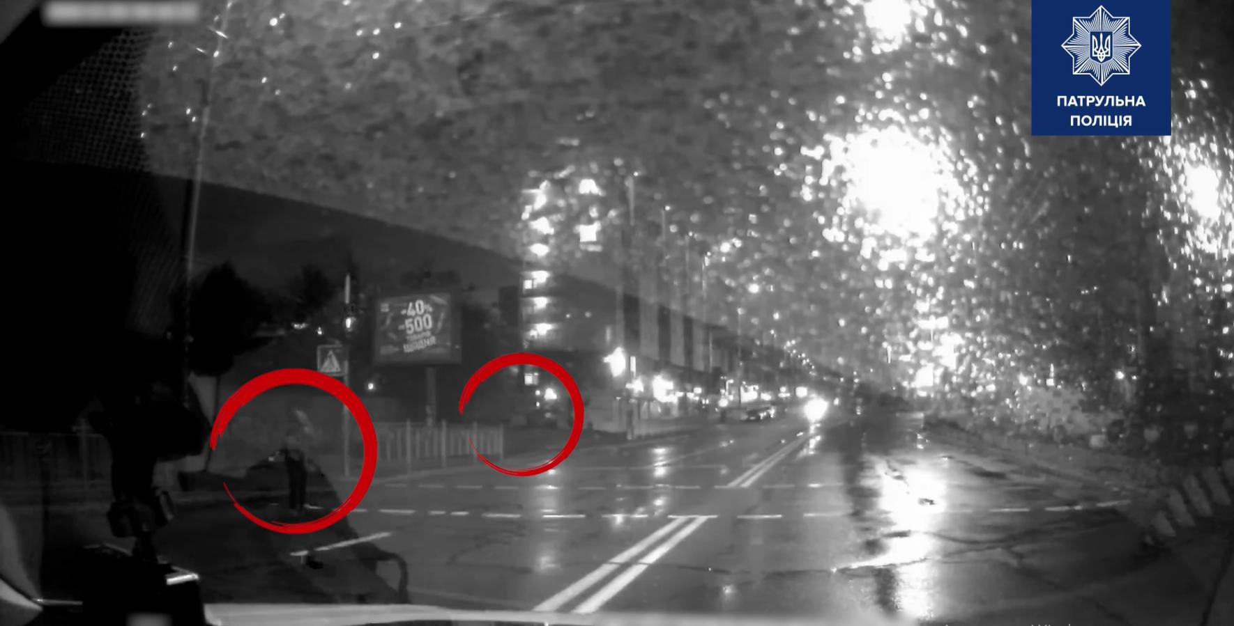 Незнайомець у Києві напав та мало не зґвалтував жінку - патрульна поліція, напад, зґвалтування, Грабіж - Bezymyannyj 2
