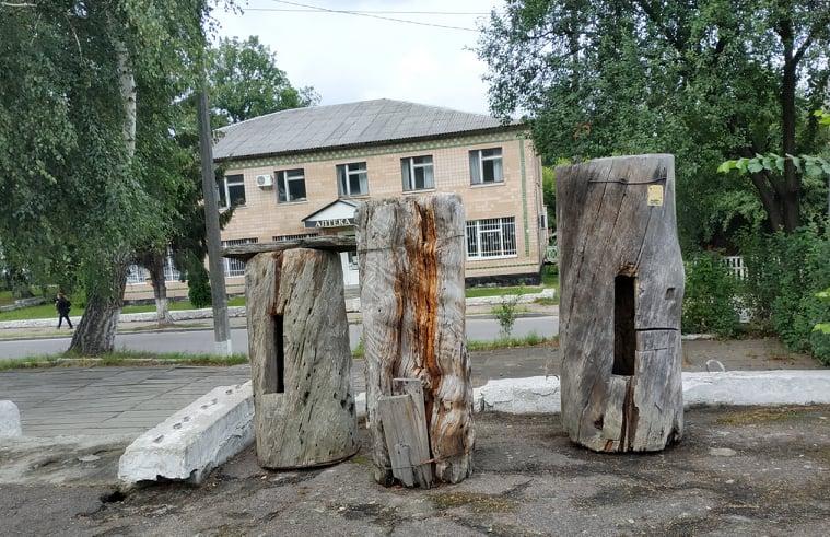 Вандали розбили старовинну борть - вандалізм, бортництво - Borti tsili