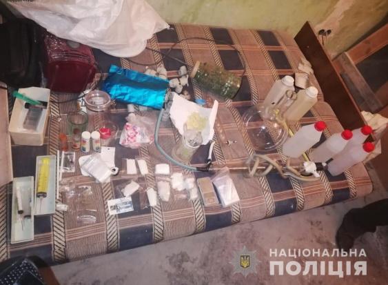 Боярка: поліція вдруге затримала наркомана - Наркотичні речовини, наркотики, канабіс, Боярка, амфетамін - DBNBoyarka6
