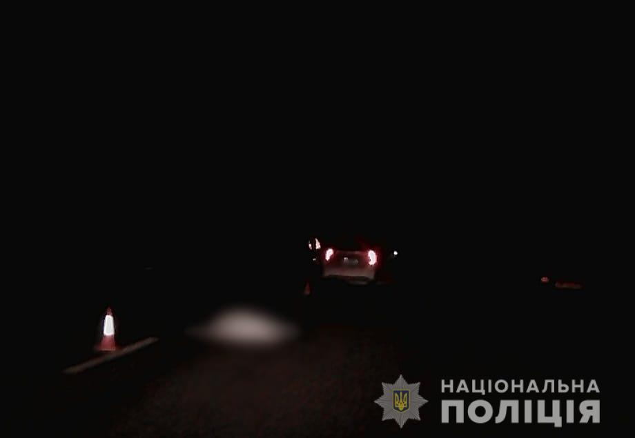 На Миронівщині в ДТП загинув пішохід - смертельна ДТП, Миронівський район - DTP30112