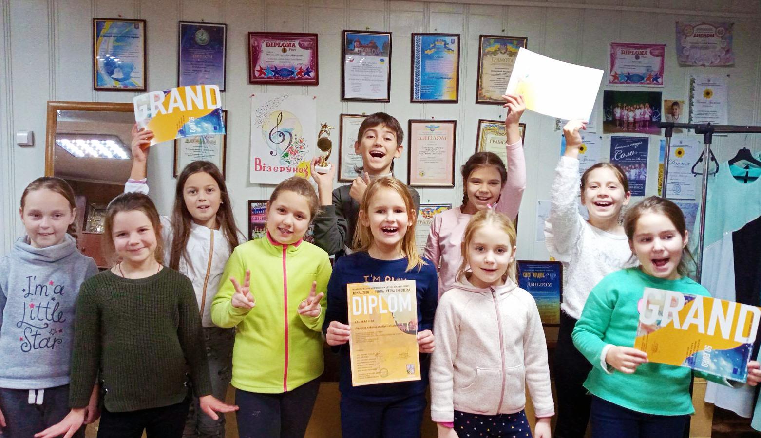 Юні вокалісти з Вишгородщини перемогли на конкурсі у Чехії - таланти, талановиті діти, Культура, Вишгородський район - Dyvosvit1