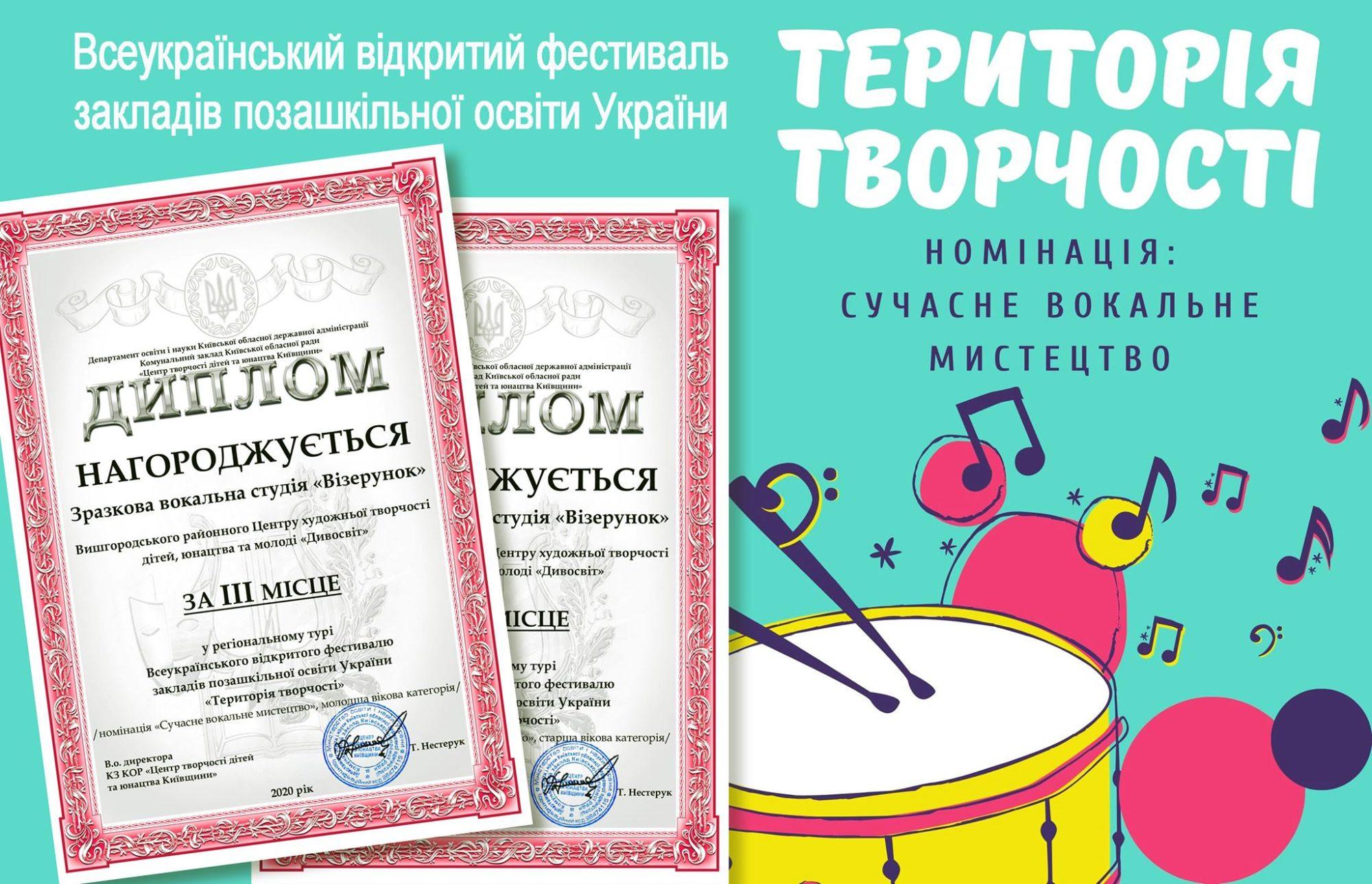 Юні вокалісти з Вишгородщини перемогли на конкурсі у Чехії - таланти, талановиті діти, Культура, Вишгородський район - Dyvosvit3 2000x1289