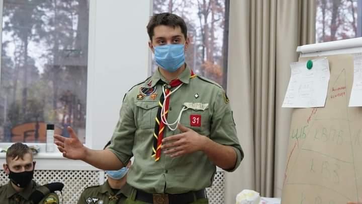 У Бучі триває всеукраїнський тренінг для волонтерів пласту - - FB IMG 1605450927891