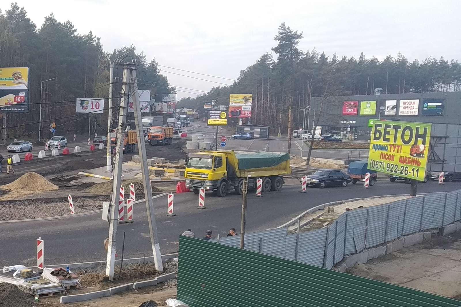 Шість установлених опор освітлення украли у Гостомелі - кримінал, крадіжка майна, київщина, Ірпінський відділ поліції, Гостомельська ОТГ - Gost ukr opory