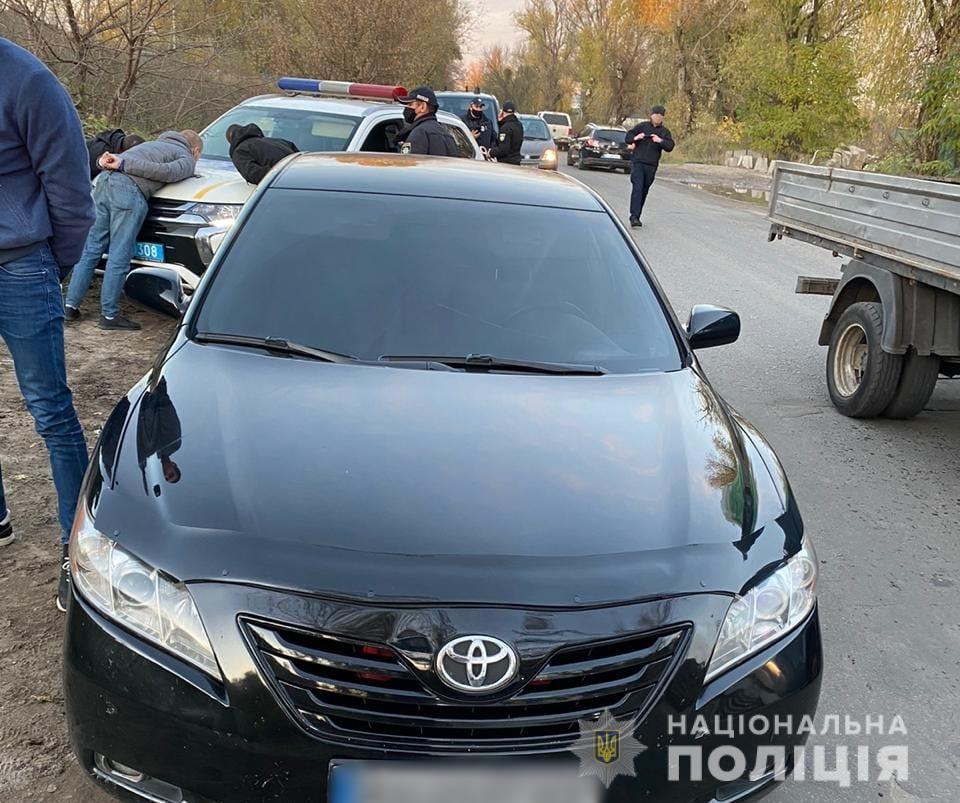 Стрілянина на Броварщині: затримано п'ятьох молодиків -  - HuliganstvoBrovary1