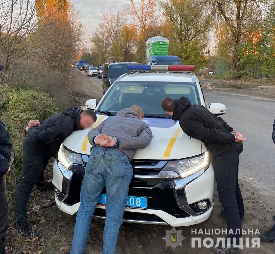 Стрілянина на Броварщині: затримано п'ятьох молодиків -  - HuliganstvoBrovary3