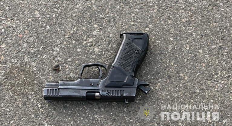Стрілянина на Броварщині: затримано п'ятьох молодиків -  - HuliganstvoBrovary4