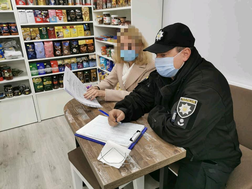 В Ірпені на порушників карантину склали протоколи - Приірпіння, порушення карантину, київщина, Ірпінський відділ поліції - Irp perev kar