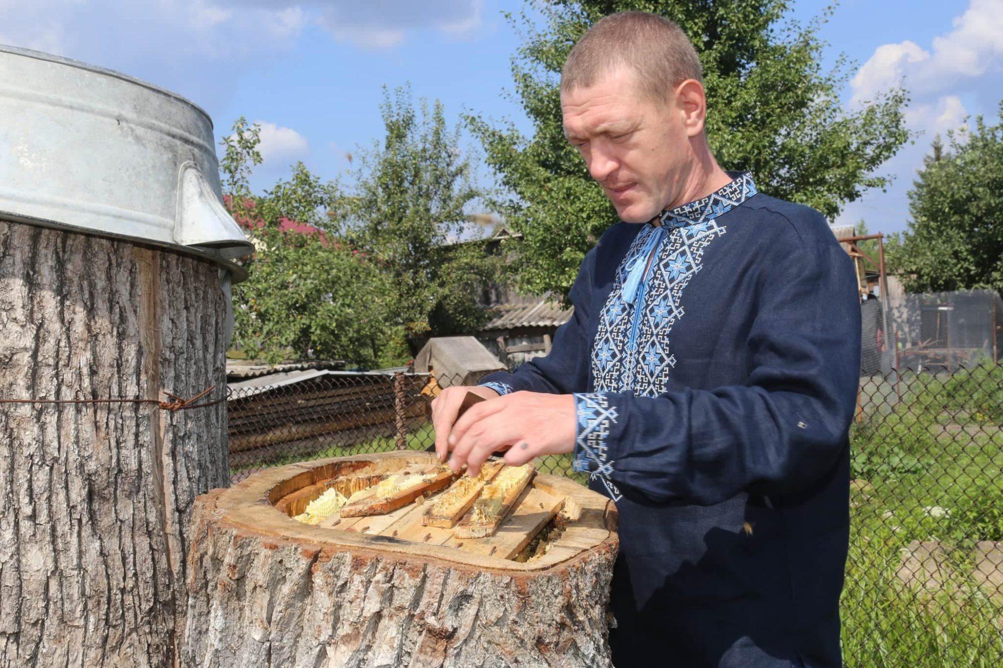 Віртуальний музей бортництва запрошує до експозиції - Проєкт, ВІКЗ, Вишгород - Ivankiv Glushhenko 2000x1333