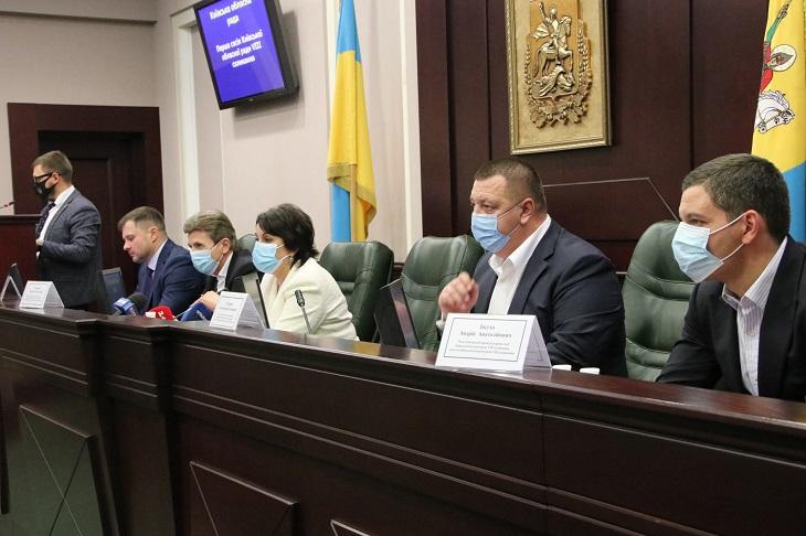 Стало відомо, чому з першого разу не обрали голову Київської обласної ради - сесія, Київська обласна рада, вибори - KOR1