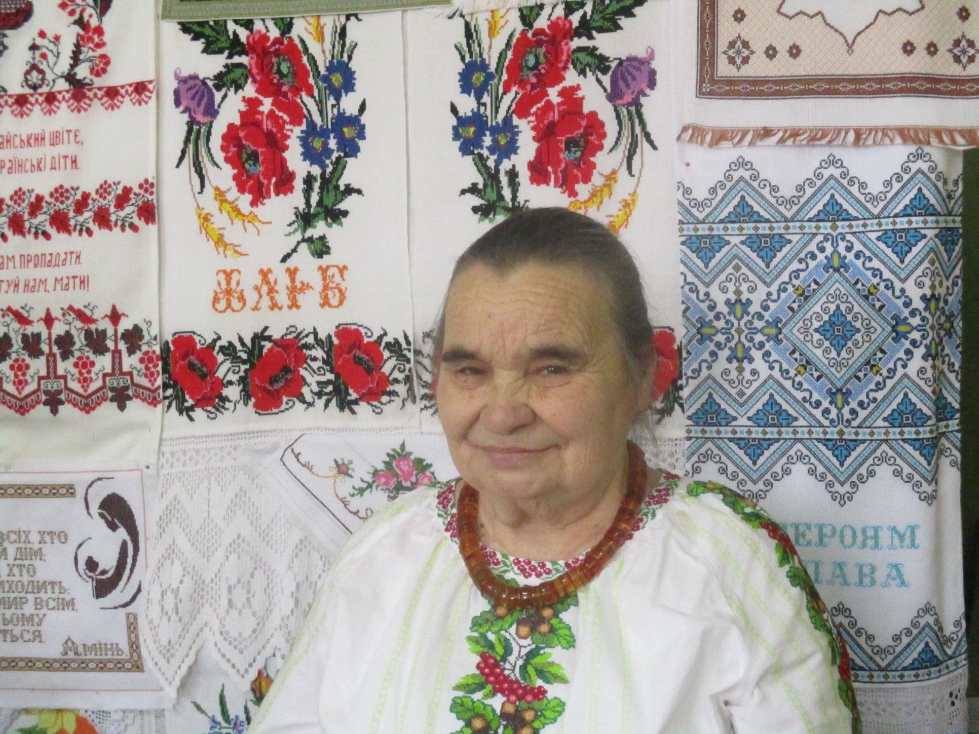 Виставка 80-річної майстрині Ганни Корженівської в Ірпені - Приірпіння, музей, Мистецтво, київщина, виставка - Korzhen