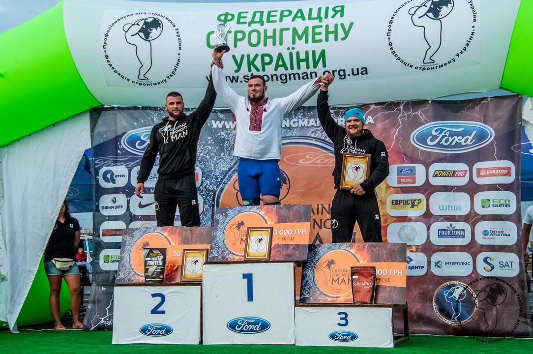 Українець Олексій Новіков - найсильніша людина світу - - NovikOV