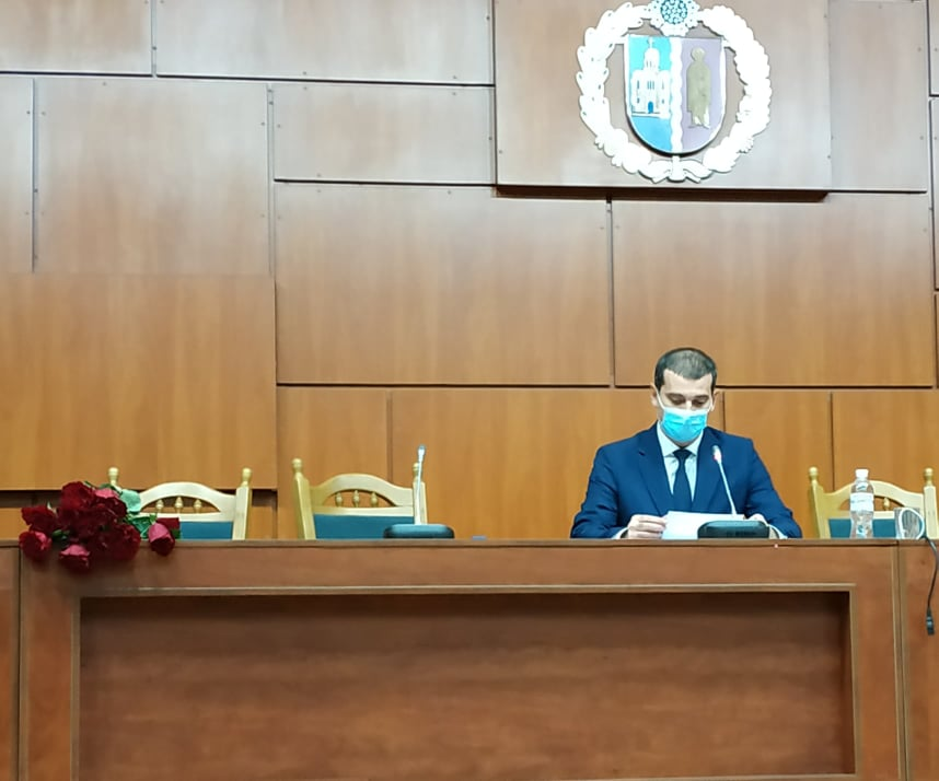 У Вишгородській райраді новий голова - районна рада, Вишгородський район, вибори - Rajrada Anisimov