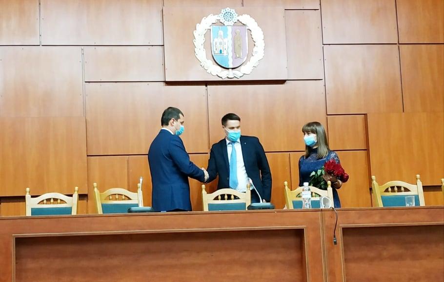 У Вишгородській райраді новий голова - районна рада, Вишгородський район, вибори - Rajrada Danchyn