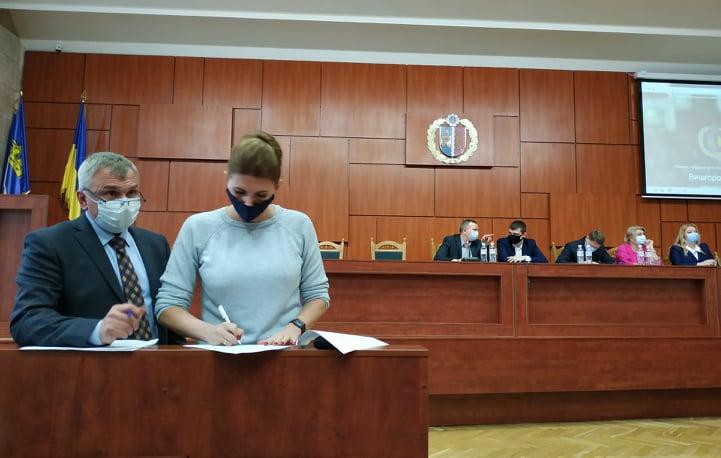 У Вишгородській райраді новий голова - районна рада, Вишгородський район, вибори - Rajrada panorama
