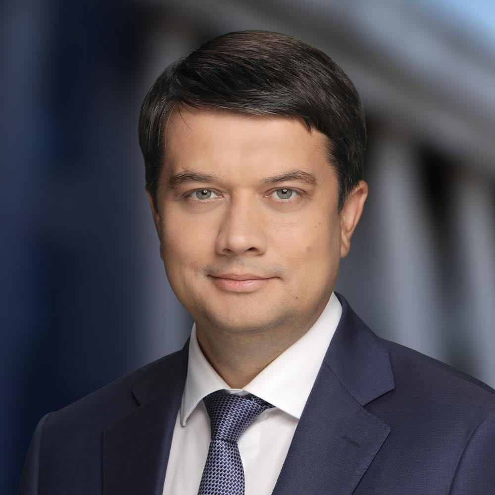 Спікер парламенту України захворів на коронавірус - коронавірус, здоров'я - Razumkov