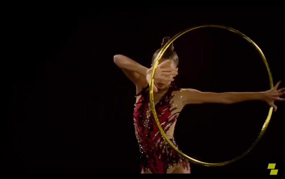 У Києві відбудеться 36-й Чемпіонат Європи з художньої гімнастики -  - Snymok ekrana 683