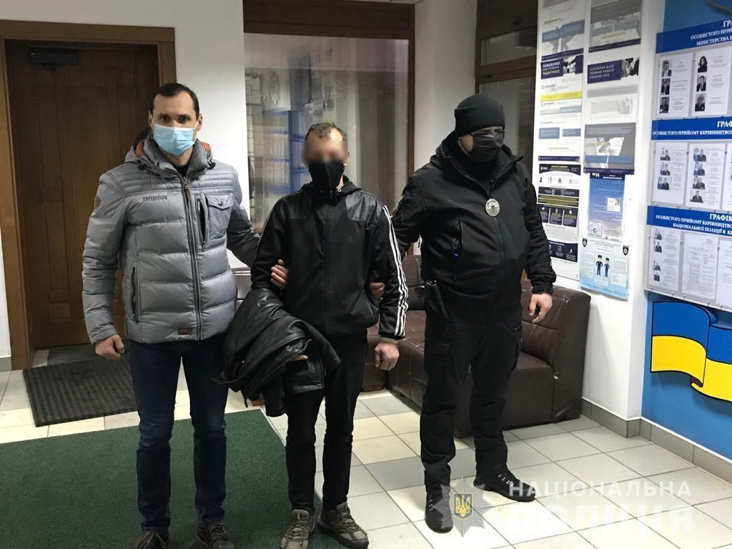 Приревнував до смерті: на Білоцерківщині затримали зловмисника - тяжкі тілесні ушкодження, позбавлення волі, Кримінальна відповідальність - UKRBTS1