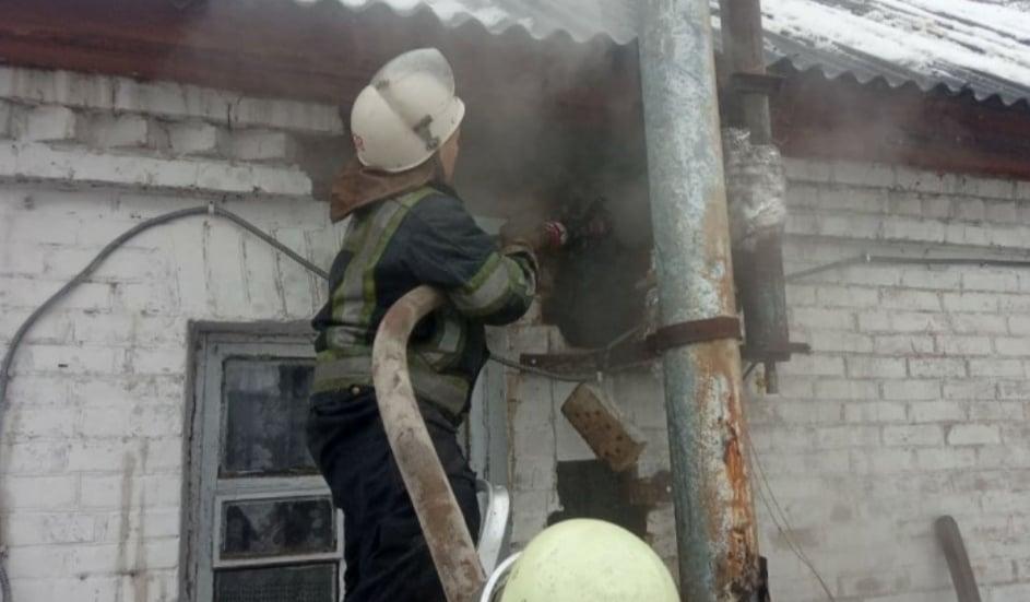На Вишгородщині  пожежу погасили за півгодини - пожежа, Вишгородський РВ ГУ ДСНС України, Вишгородський район - VVVVVVVVVVVVVVVVVVVVVVVVVVVVVV