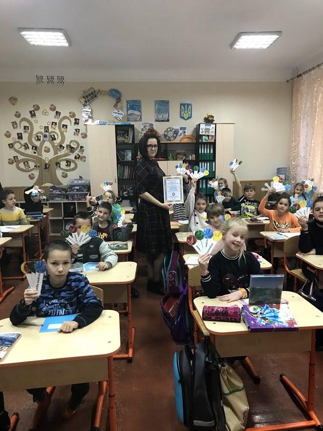 Ворзельські класні кімнати – на ІІІ рейтинговому місці в Україні - рейтинг, Приірпіння, Освіта, київщина - Vorz poch 1