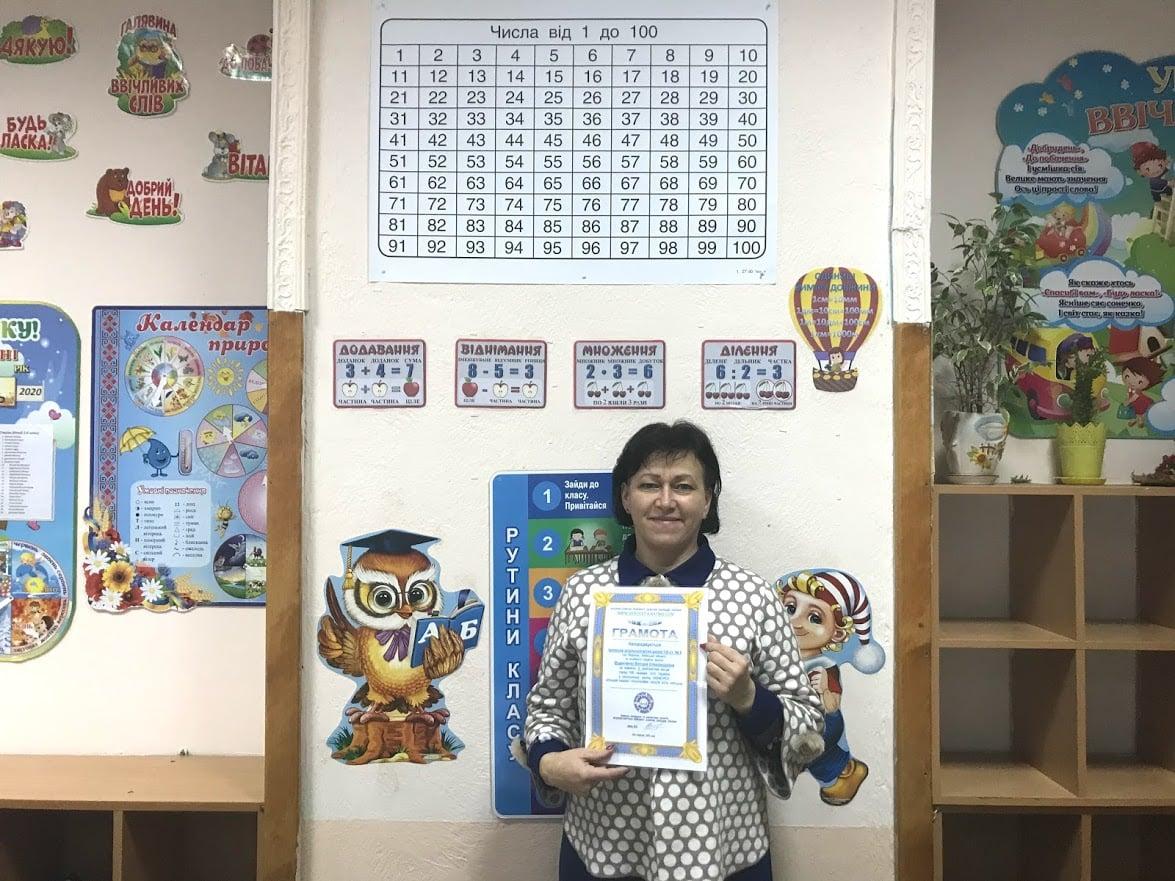 Ворзельські класні кімнати – на ІІІ рейтинговому місці в Україні - рейтинг, Приірпіння, Освіта, київщина - Vorz poch 3