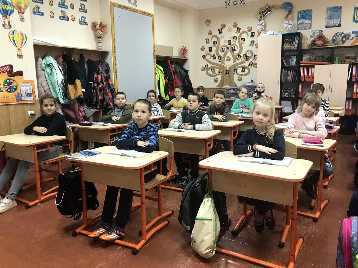 Ворзельські класні кімнати – на ІІІ рейтинговому місці в Україні - рейтинг, Приірпіння, Освіта, київщина - Vorz poch
