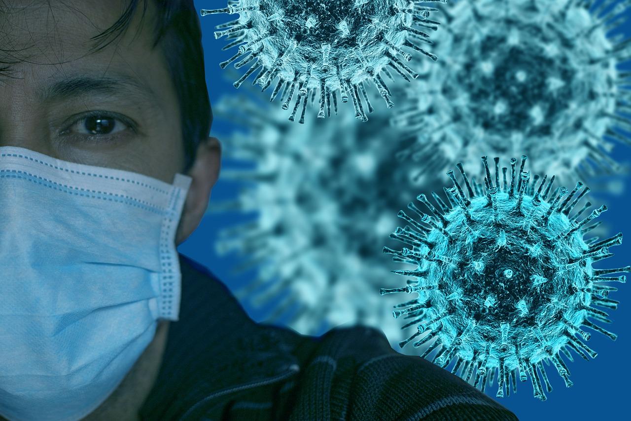 Найбільше хворих і госпіталізованих: в Україні знову два антирекорди - хворі, коронавірус, захворюваність, антирекорд - covid 19 4969084 1280