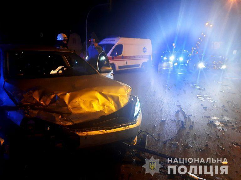 Одна людина загинула, п'ятеро травмовані у 6 ДТП на Київщині - смерть на дорозі, смертельна ДТП, смертельна аварія, ДТП з потерпілим, Аварія - dtp2