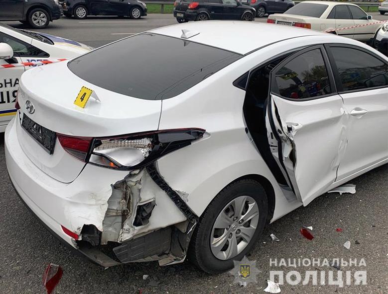 Таксист, який скоїв смертельну ДТП у Києві, проведе два місяці в СІЗО - суд, смертельна ДТП, Розслідування, Поліція Києва - dtpsvitosh131120202