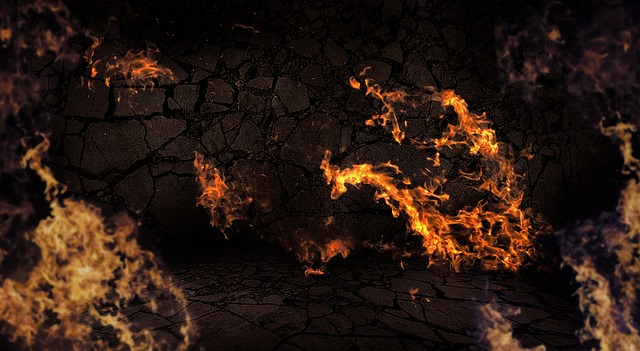 Пожежа у Бучі обернулася трагедією - смерть, пожежники, пожежа будинку, пожежа, Буча - flame 1442765 640