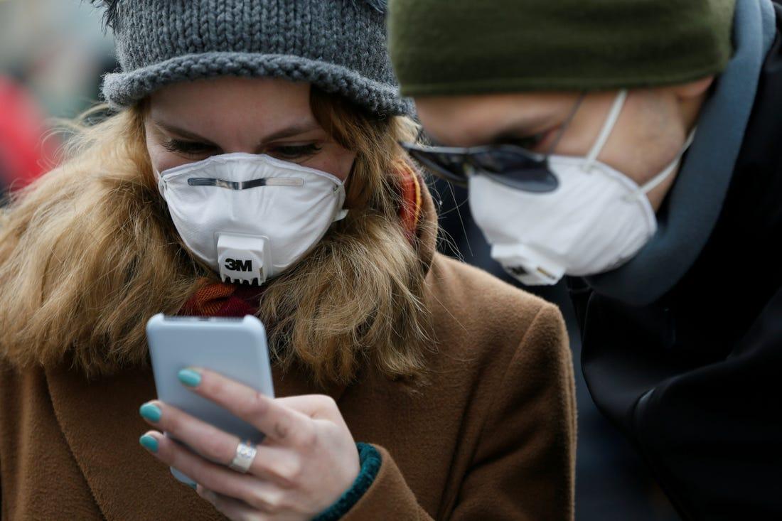 З 21 листопада українців штрафуватимуть за відсутність масок - штрафи, маски, карантин - insider.com