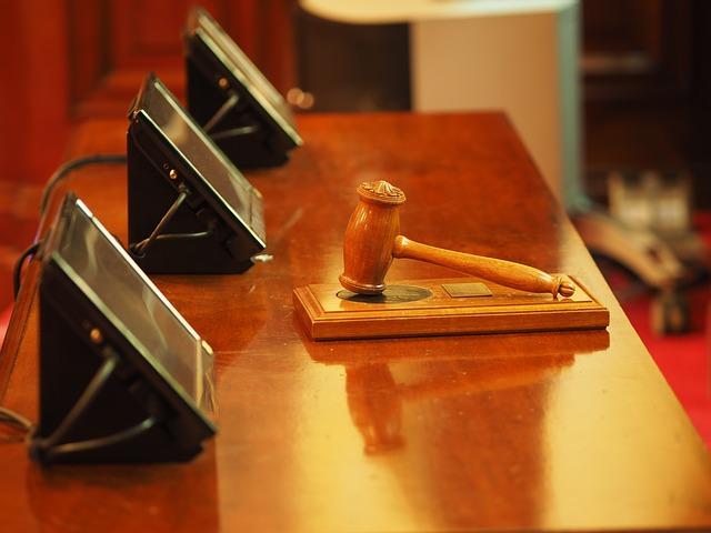 Які предмети найбільше вилучають у відвідувачів залів суду - судове засідання, суд, зброя, боєприпаси - judge 1587300 640