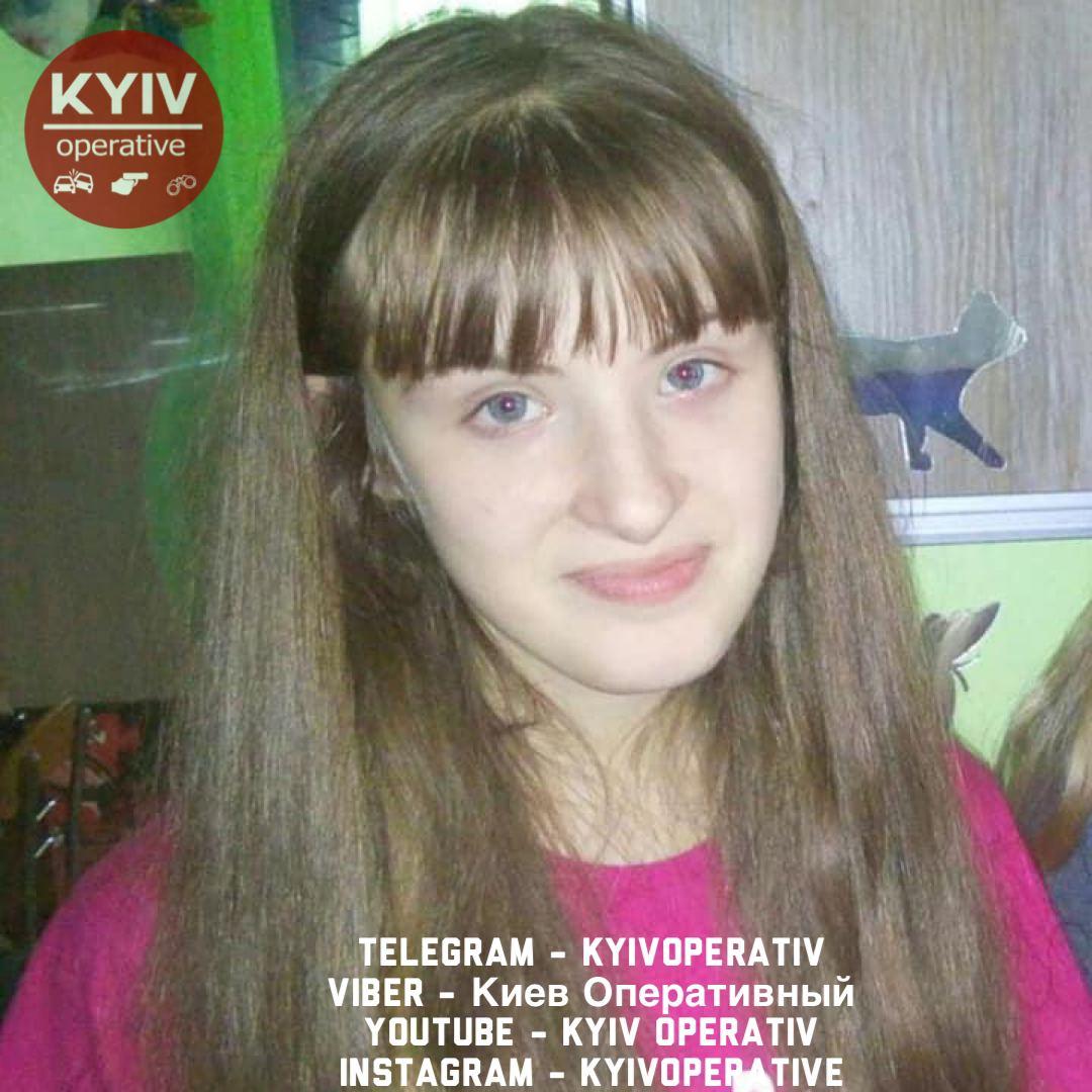 У Вишневому розшукують неповнолітню - розшук дитини, розшук, зникла дівчина, зникла дитина - photo5327859218352551767