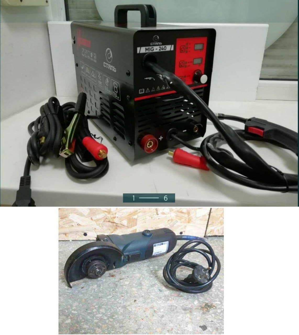 В Обухові пограбували гаражі з інструментом - майно, крадіжки, гараж - photo 2020 11 27 12 06 02
