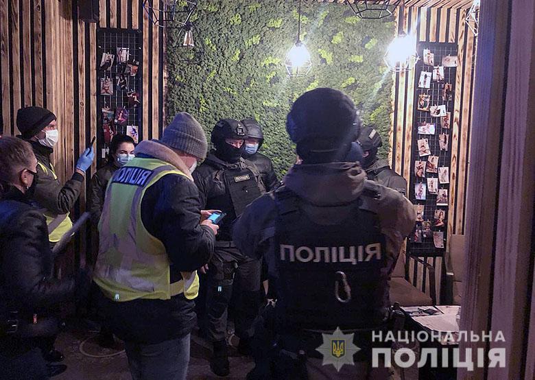 У центрі Києва викрили та припинили роботу кількох борделів (ВІДЕО) - Поліція Києва, позбавлення волі, повії, підозра - prostitutki231120