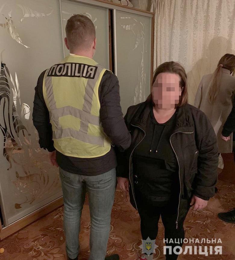 Торгувала людьми: затримали жінку, яка у Києві вербувала дівчат для інтимних послуг за кордоном (ВІДЕО) - торгівля людьми, Поліція Києва, Покарання, позбавлення волі - realbzpt2