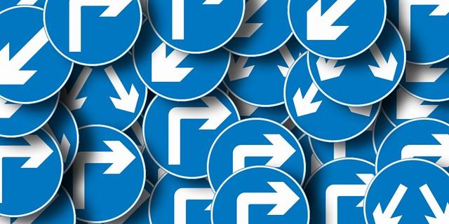 Зміни у ПДР: що потрібно знати автомобілістам - правила дорожнього руху, ПДР, безпека дорожнього руху - road signs 1174105 640