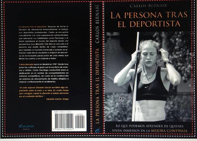 Легкоатлетка з Броварів опинилася на обкладинці книги іспанського психолога - чемпіонка світу, легкоатлети, КОДА - shukh book 0