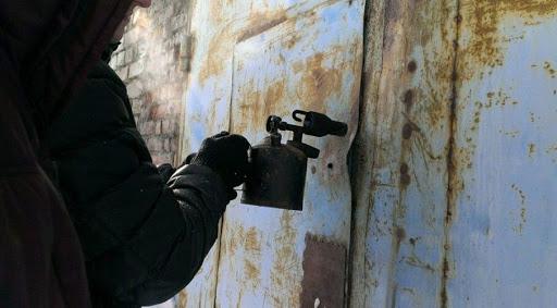 В Обухові пограбували гаражі з інструментом - майно, крадіжки, гараж - unnamed 1 2