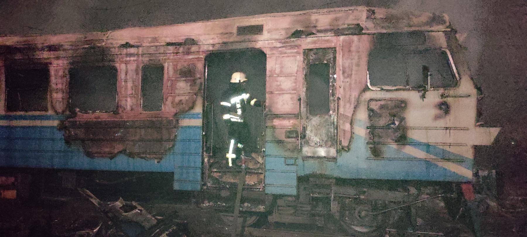 Яготин: пожежні загасили палаючий електропотяг (відео) - загорання, електрички - 0 02 05 2c3ebda73b839e459574d35308049537efec6ec06033028f2a075290469303c0 6ef0b73c