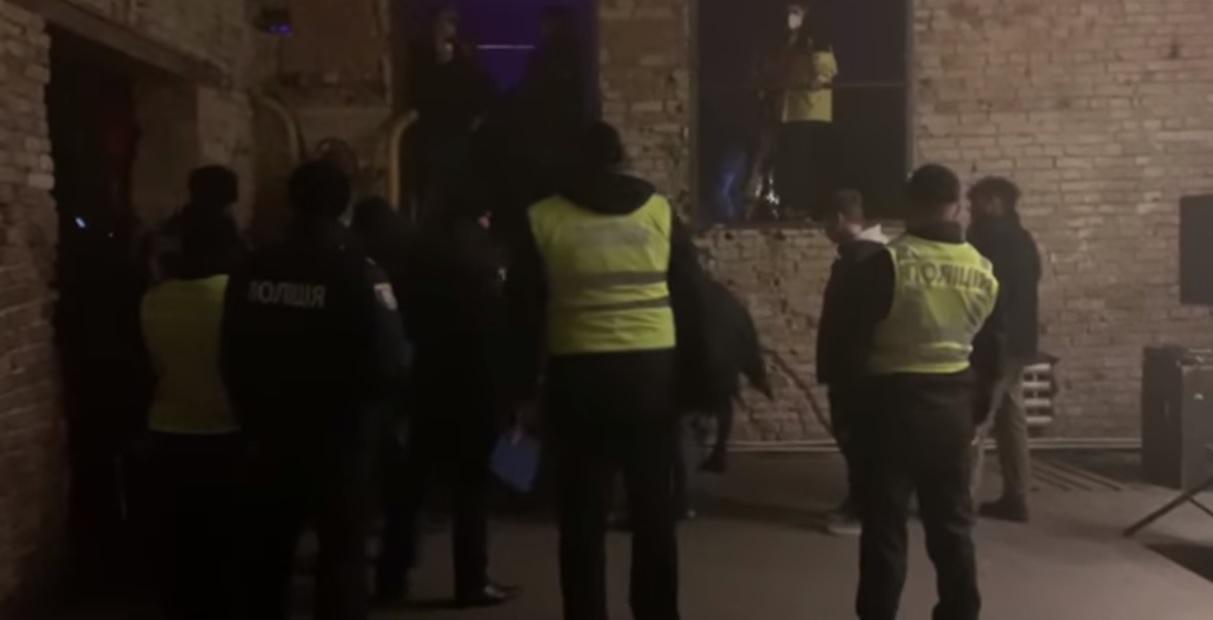 У Києві зачинили нічний клуб за порушення карантину - порушення карантину, Поліція Києва, карантин, адмінпротоколи, адміністративні правопорушення - 06 klub