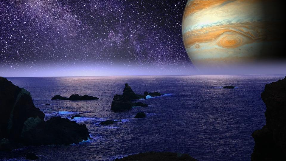 Затемнення, зорепад, газові гіганти та сонцестояння: чим здивує грудень–2020? - сонячне затемнення, Сонце, метеорит, зорепад, зірки, затемнення - 07 zatmenye3